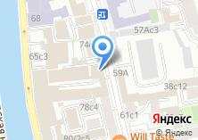 Компания «Roshior» на карте