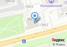 Компания «Московский узел связи энергетики» на карте