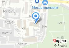 Компания «Notamedia» на карте