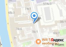 Компания «АРХПРОЕКТ» на карте