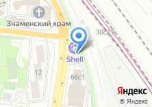 Компания «АЗС НИЛ Петролеум» на карте