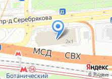 Компания «Оптон-техно» на карте