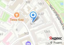 Компания «ЁжикЁжик.ru» на карте