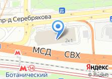 Компания «Ruclimat.ru» на карте