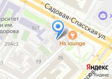 Компания «Por Favor» на карте