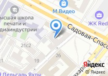 Компания «Галерея ЛитКабинет» на карте