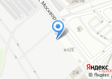 Компания «Автостоянка №253/270» на карте