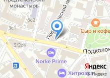 Компания «Храм Святителя Николая Мирликийского Чудотворца в Подкопаях» на карте