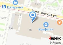 Компания «Дист» на карте
