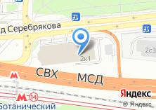 Компания «Мир Нитки» на карте