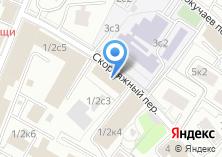 Компания «Представительство Администрации Владимирской области при Правительстве РФ» на карте