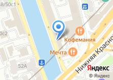 Компания «Лоу и Бонар Техникал Текстайлс» на карте