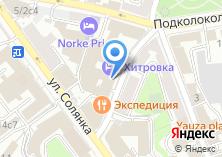 Компания «Хитровка» на карте