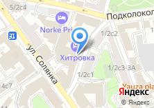 Компания «Туртранс-Вояж» на карте