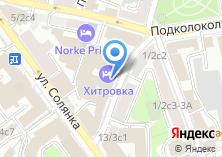 Компания «ПTV» на карте