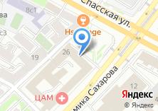 Компания «РОССЕТИ» на карте