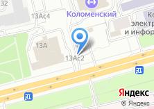 Компания «Автоматик Москва» на карте
