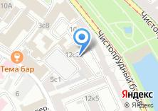 Компания «1click.ru» на карте