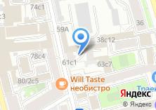 Компания «СтудиЯ» на карте