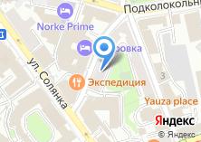Компания «Диана» на карте