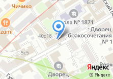 Компания «JWT Russia» на карте