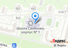 Компания «В.Д. Берестов и его окружение» на карте