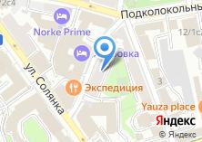 Компания «Федерация практической стрельбы России» на карте