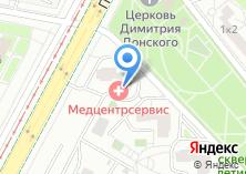 Компания «Салон красоты на Полярной» на карте