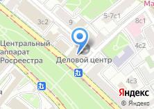 """Компания «""""центр практических консультаций""""» на карте"""