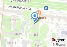 Компания «Элинар» на карте