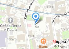 Компания «ИнтелПлай» на карте