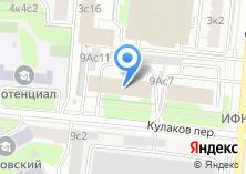 Компания «Скад Лтд» на карте