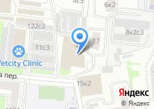 Компания «Адвокатский кабинет Старковой Т.А.» на карте