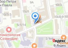 Компания «BlackStore» на карте