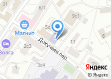 Компания «Детская музыкальная школа им. В.Ф. Одоевского» на карте