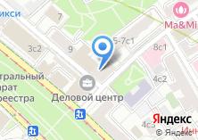 Компания «3-колор» на карте