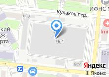Компания «Территория БМВ» на карте