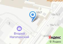 Компания «Аэрбартер» на карте