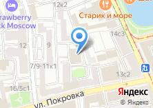 Компания «Потаповский» на карте