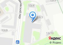 Компания «BLESK INCARE» на карте