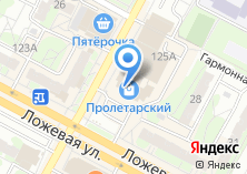 Компания «Orang» на карте