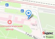 Компания «Научно-клинический центр геронтологии» на карте
