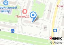 Компания «Babymart.su» на карте