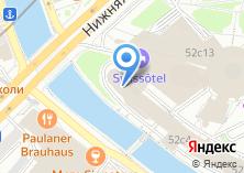 Компания «Урало-Сибирский Пенсионный Фонд» на карте