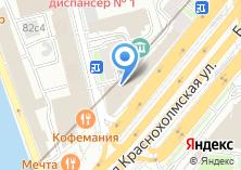 Компания «МСП Банк» на карте