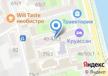 Компания «Бизнес Механика» на карте