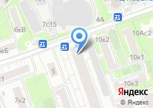 Компания «AFI Residence Paveletskay» на карте