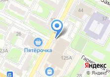 Компания «ДК-Сервис» на карте