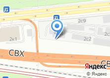 Компания «МотоРезерв - Мотозапчасти» на карте