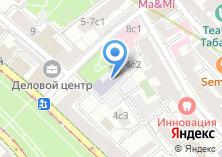 Компания «Московская школа Таэквон-До» на карте